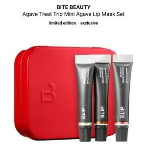 Limited Edition Beauty Agave Lip Mask Trio